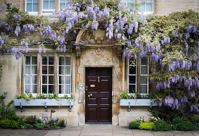 The Masters door