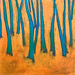 Trees, morning light-PWG382