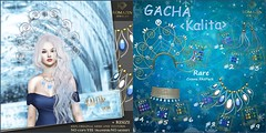 Romazin - Gacha <Kalita>  - Winter Spirit by Flair for Events