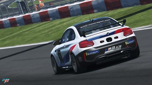 rFactor 2 - BMW M2 CS Racing