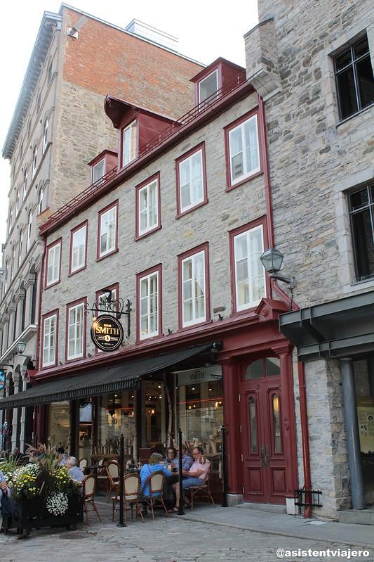 Vieux Quebec Rue du Petit-Champlain 6