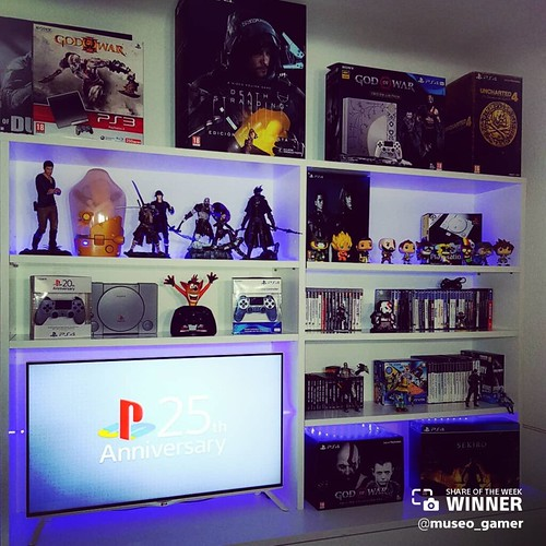 Share of the Week - 25th Anniversary | by PlayStation.Blog