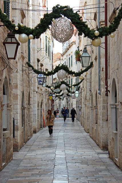 Ulica od Puca - Dubrovnik, Croatia