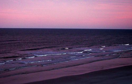 100daysofdarkness ocean atlanticocean newsmyrnabeach florida 18100 sunset
