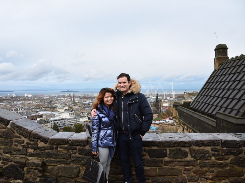 leftbanked despacito Edinburgh