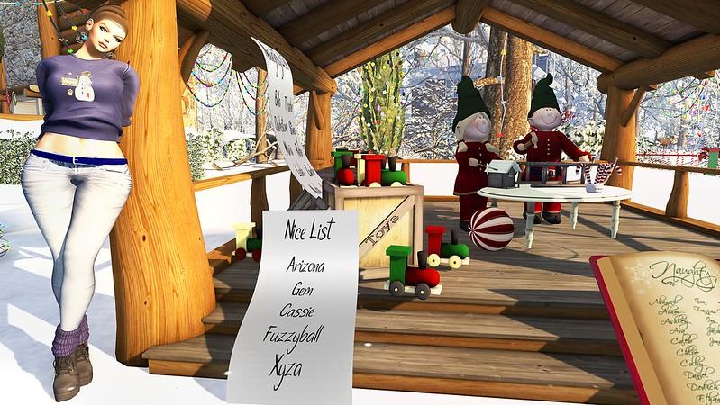 2019 SL Christmas Expo Exclusive - DarkBetty Happy Winter