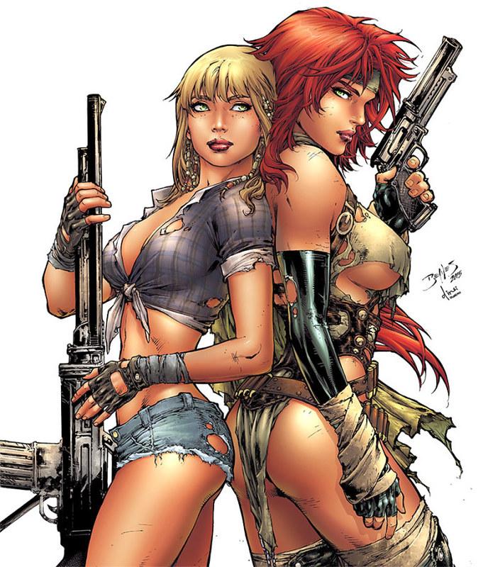 Nina And Ariel - Benes