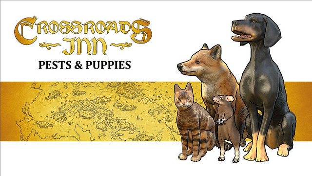 Pests & Pupps