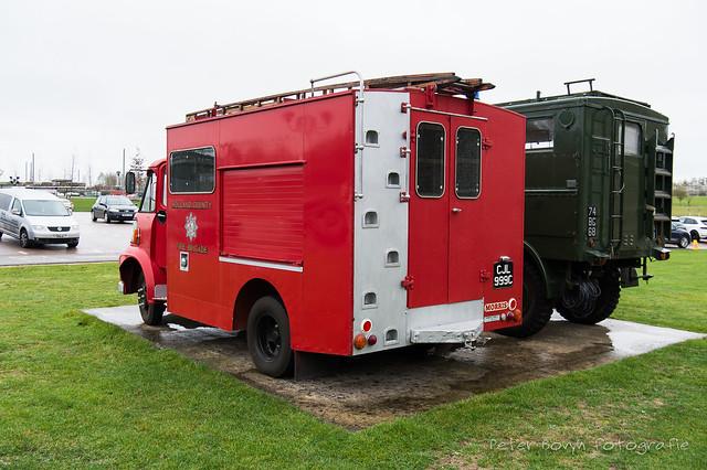 Morris FG Fire Engine - 1965
