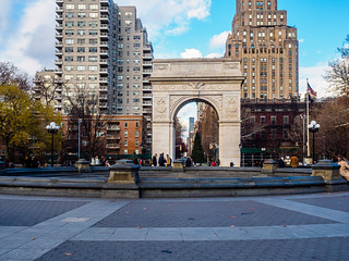Washington Square Arch | by deepaqua