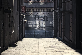 Urban - Street - Nottingham