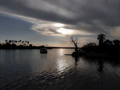 Sunset_Zambezi River