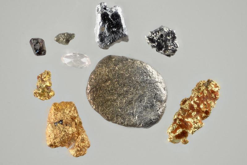 黒瀬川帯の砂鉱