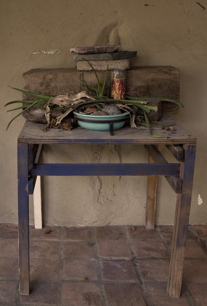 The Tinsmith's Table