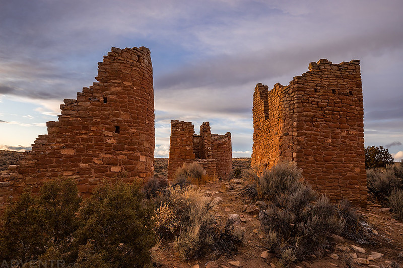 Hovenweep Castle Ruins