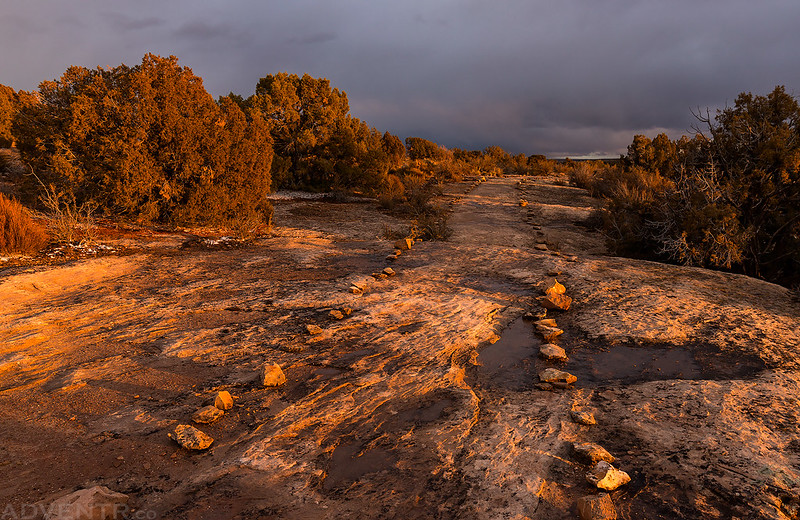 Hovenweep Trail