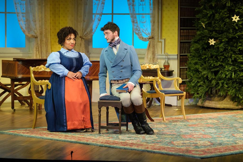 Miss Bennet: Christmas at Pemberley Photos & Artwork