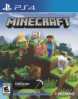 Minecraft Bedrock Version Coming To Ps4 Playstation Blog