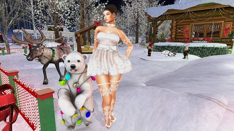 2019 SL Christmas Expo Exclusive - DarkBetty Let it Snow