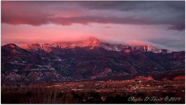 Good Morning Colorado Springs!