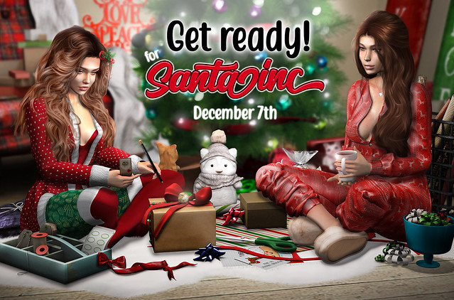 Santa Inc. is coming very soon!
