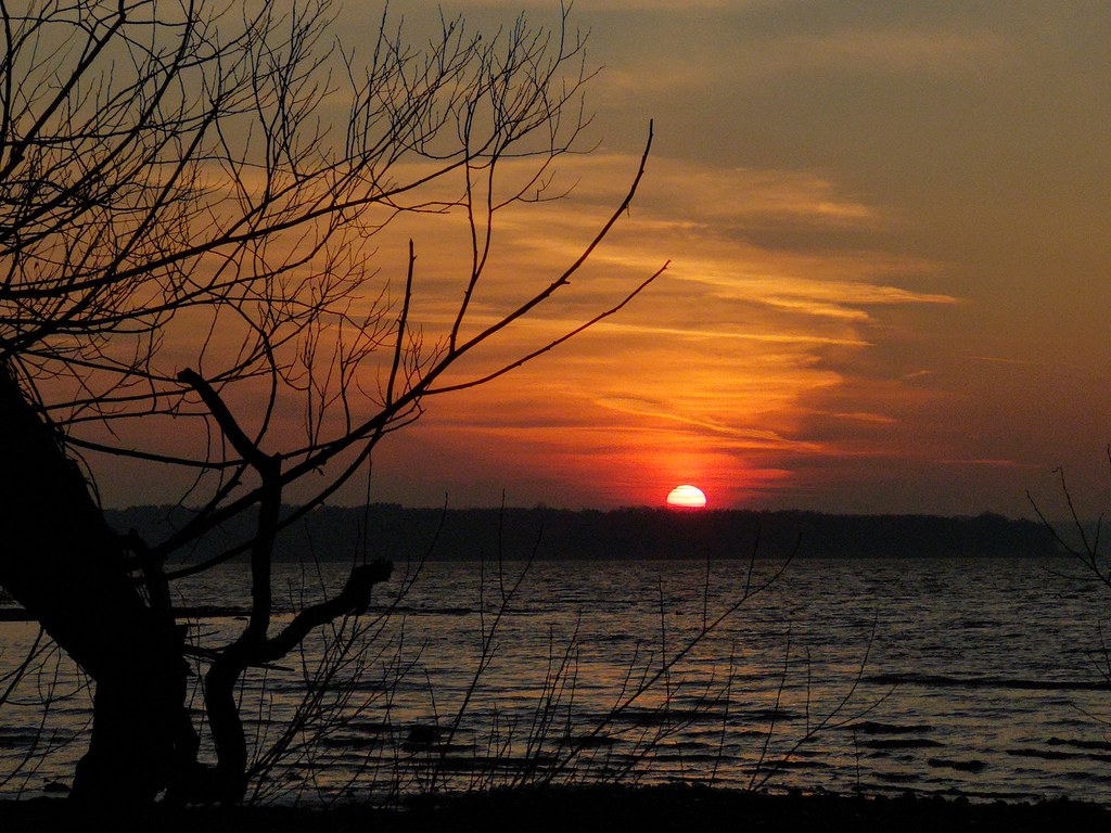 Sunset from last night