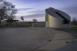 Bruneau Dunes State Park Observatory