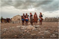 Portrait of a Himba Village