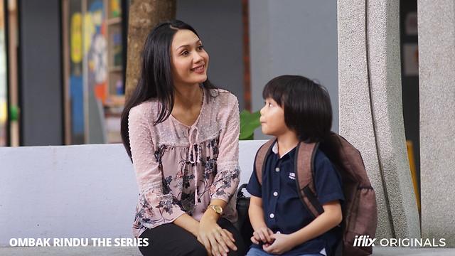 Drama Bersiri Ombak Rindu Di Iflix