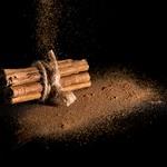 Cinnamon sprinkles ...