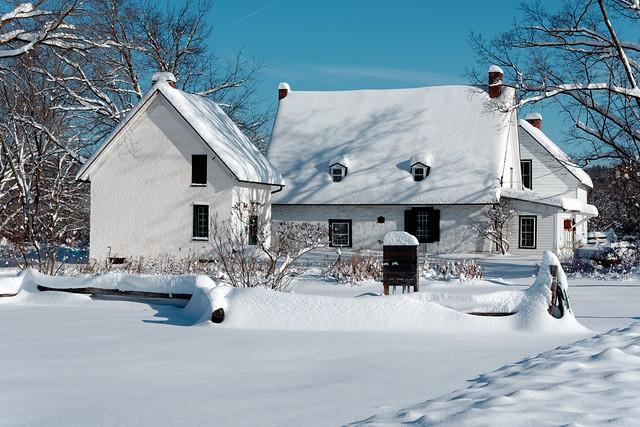 Mabee Farm House (Explored)