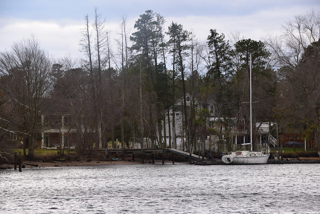 Living on the Great Egg Harbor River