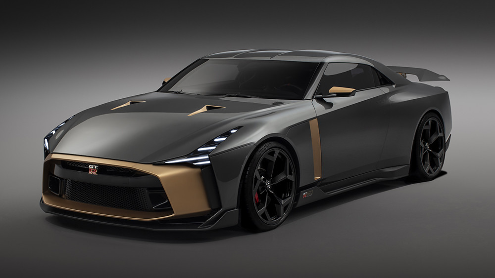 Nissan GT-R50 by Italdesign - Studio Photo 01-source