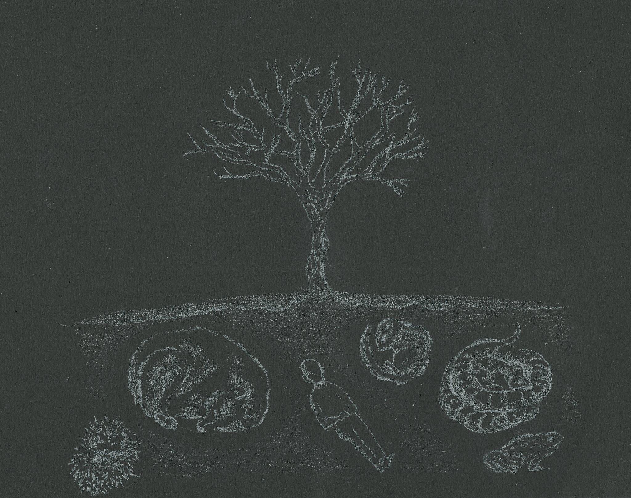 2019년12월_정재원의 그림을 죽음을 이야기하다