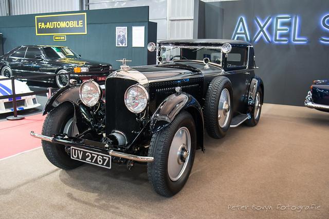Bentley 6½ Litre Coupé - 1929