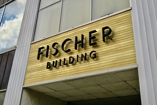 Fischer Building, Dubuque, IA