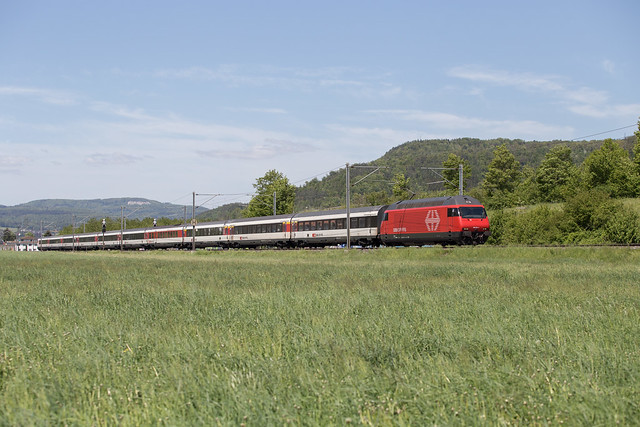 SBB Re 460 001 Sissach
