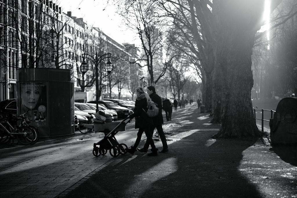 winter light@Kö-Graben, Düsseldorf 4