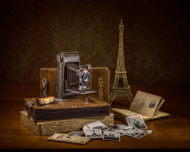 Memories of Paris 1947