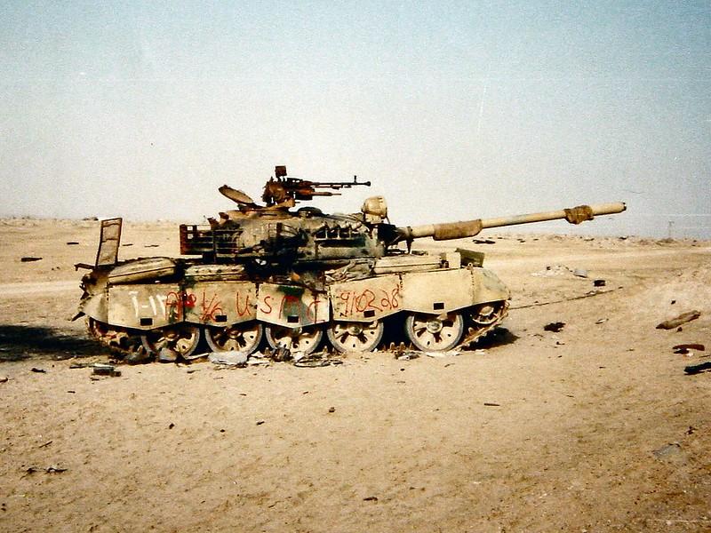 Iraqi T-69 1