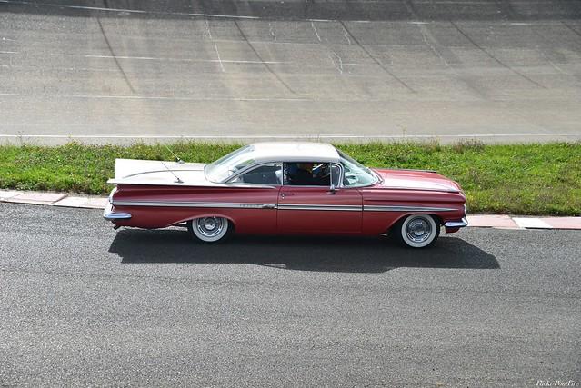 1959 Chevrolet Impala Sport coupé