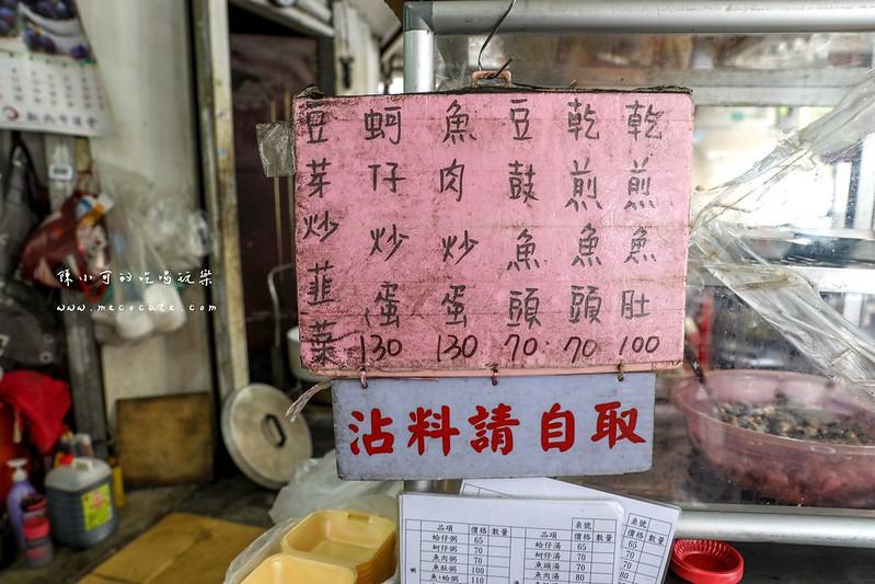 三重小吃,三重早餐,三重滷肉飯,三重虱目魚,集美街無刺虱目魚 @陳小可的吃喝玩樂