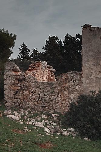 St. Andrew's Monastery Ruins_Zakynthos