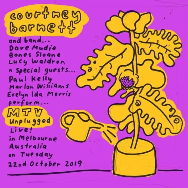 Courtney Barnett - MTV Unplugged (Live In Melbourne)