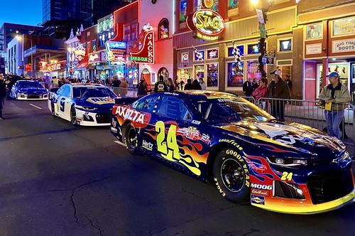 NASCAR on Broadway