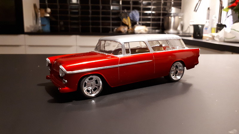 AMT 1955 Chevy Nomad