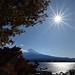 In the lap of Mount Fuji