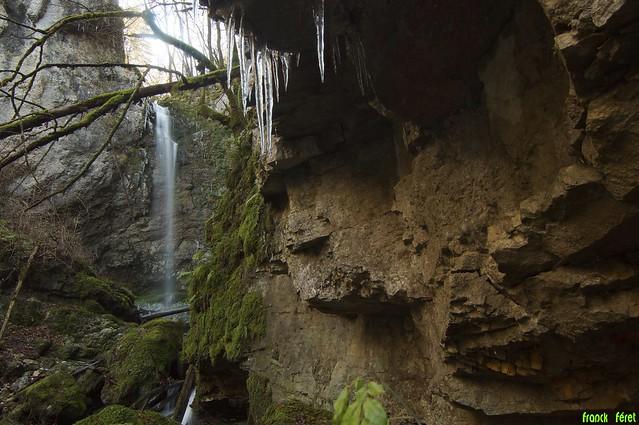 Cascade de Rochanon - Bolandoz