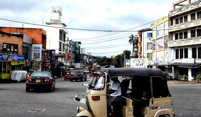 Jubilee Post (is Behind the 3-Wheel)