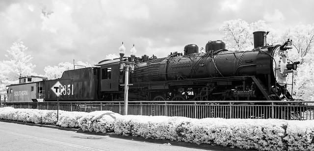 Collierville Locomotive IR HFF